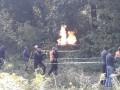На Сумщине загорелся газопровод, пламя достигало 10 метров
