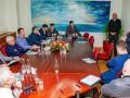 Глава Офиса Зеленского впервые в этом году появился на публике
