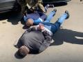В Одессе спецназ обезвредил банду вымогателей, похитивших человека