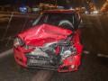 В Киеве такси попало в ДТП