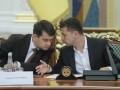 Разумков рассказал, как изменился Зеленский за год президентства