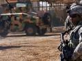 База США под Багдадом подверглась ракетному удару