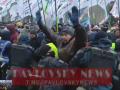 ФОПовцы штормовали Раду, полиция жестко отреагировала
