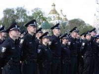 Почти 200 патрульных полицейских приняли присягу в Ровно