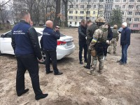 Правоохранители поймали на взятке главного ревизора ГФС в Киеве