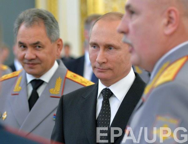 Свое заявление Шойгу сделал перед встречей Трампа и Путина