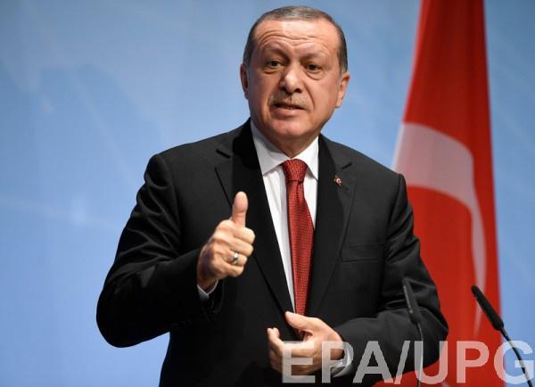 Эрдоган хочет вернуть смертную казнь