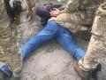 В Ровно СБУ поймала диверсанта ФСБ при закладке взрывчатки
