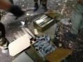 В Славянском колледже НАУ обнаружен склад боеприпасов российского производства