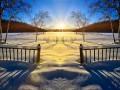 Погода в Украине на 29 февраля: Тепло и солнечно