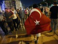 Переворот в Турции: Как сеть реагирует на события