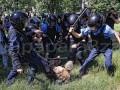 Кличко обещает наказать виновных в беспорядках на Марше равенства