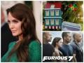 Позитив дня: политик Анджелина Джоли, первый трейлер Форсаж 7 и новогодняя елка
