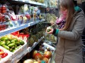 Дефицит продуктов украинцам не грозит - таможня