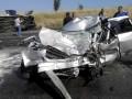 В Запорожской области десять человек пострадали в ДТП