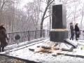 В Чернигове вандалы похитили бюст с могилы Коцюбинского