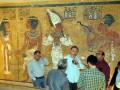 В гробнице Тутанхамона найдены две тайные комнаты