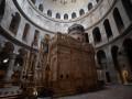 В Иерусалиме откроют для посетителей Храм Гроба Господня