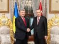 Порошенко и Эрдоган проводят встречу в Стамбуле