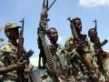 Кенийские истребители обстреляли боевиков в Сомали