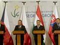 Вышеградская четверка в Праге обсудит проблемы миграции