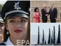 День в фото: Годовщина Национальной полиции, Порошенко в Малайзии и регата в Испании
