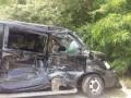 Кортеж Зеленского столкнулся с автобусами - СМИ
