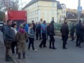 Протестующие разблокировали трассу Львов - Сходница