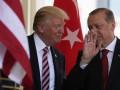 Трамп и Эрдоган договорились о сотрудничестве в Сирии