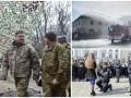 День в фото: Порошенко на Донбассе, признание копа и мокрый день в Польше