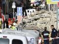На месте обрушения дома в Марселе нашли тело