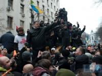 Порошенко заявил, что был на Майдане с первого до последнего дня