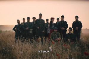 В сети появилось трогательное видео ко Дню независимости Украины