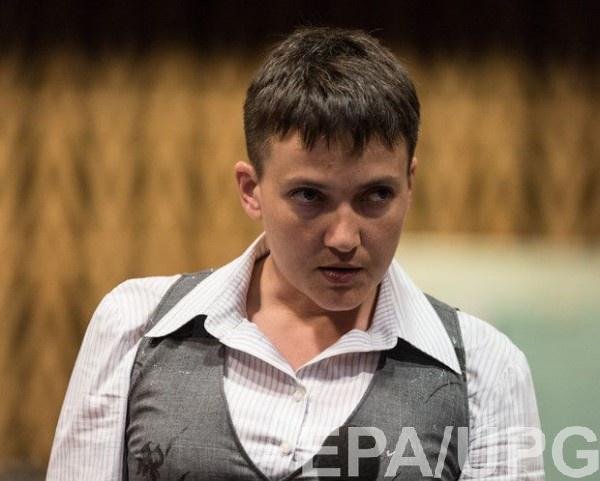 Савченко рассказала опланах Путина наВеликобританию