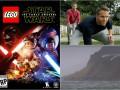 Хорошие новости: Звездные войны из Lego, необычный водопад и Райан Рейнольдс в рекламе Hyundai