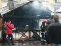 Взрыв на ярмарке во Львове: возросло число пострадавших