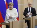Меркель о миротворцах на Донбассе: Нужно работать