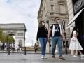 Во Франции почти каждый пятый тест на коронавирус положительный