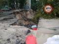 В Киеве на Кирилловском путепроводе восстановили движение