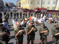 Марш ЛГБТ в Одессе закончился, едва начавшись