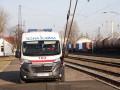 В Киеве на Святошино поезд сбил женщину