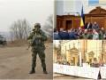 Итоги 15 марта: транспортная блокада ЛДНР, захват трибуны парламента и митинг под АП