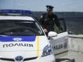 В Киеве штурмовали управление полиции