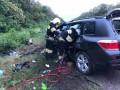 В Кировоградской области в ДТП погибли четыре человека