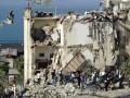 В Италии обрушился жилой дом, под завалами люди