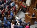 ВР проигнорировала очередной законопроект Зеленского