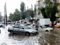 Воды по колено: как Хмельницкий дождем залило
