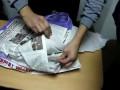 В Киев по почте прислали тысячу экземпляров газеты Новороссия