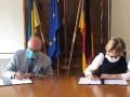 Украина и ФРГ подписали соглашение о выделении 25 млн евро переселенцам