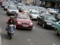 В понедельник в центре Киева будет частично ограничено движение транспорта